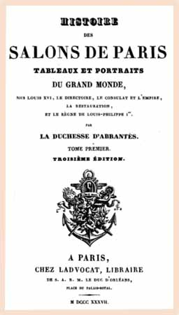 1837 salons paris t1