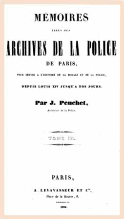1838 archives police